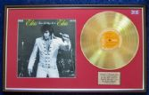 Elvis Presley - 24 Carat Gold Disc and Cover - That's The Way it is